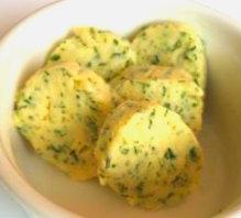 Manteiga Saborizada – Alho e Salsa