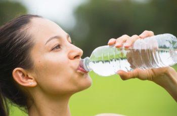 10 sinais e sintomas de desidratação