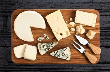 6 alimentos lácteos naturalmente pobres em lactose