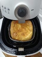 Omelete doce de Air Fryer
