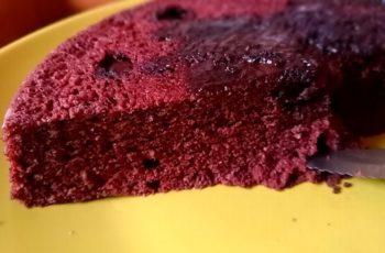 Bolo de chocolate ( Nega Maluca)