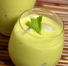 Smoothie de abacate