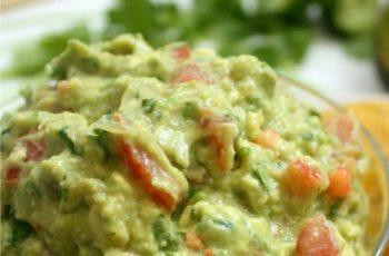 Guacamole ( abacate salgado)